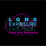 Flow Arts Workshop with the Long Exposure Festival